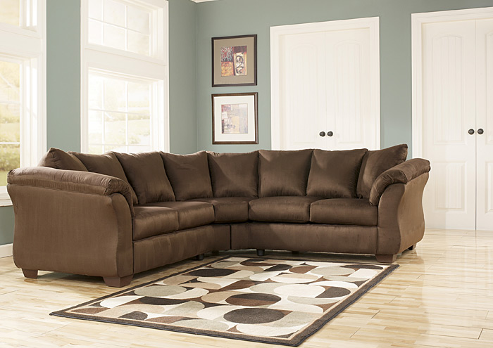 Darcy Cafe Sectional,Signature Design By Ashley