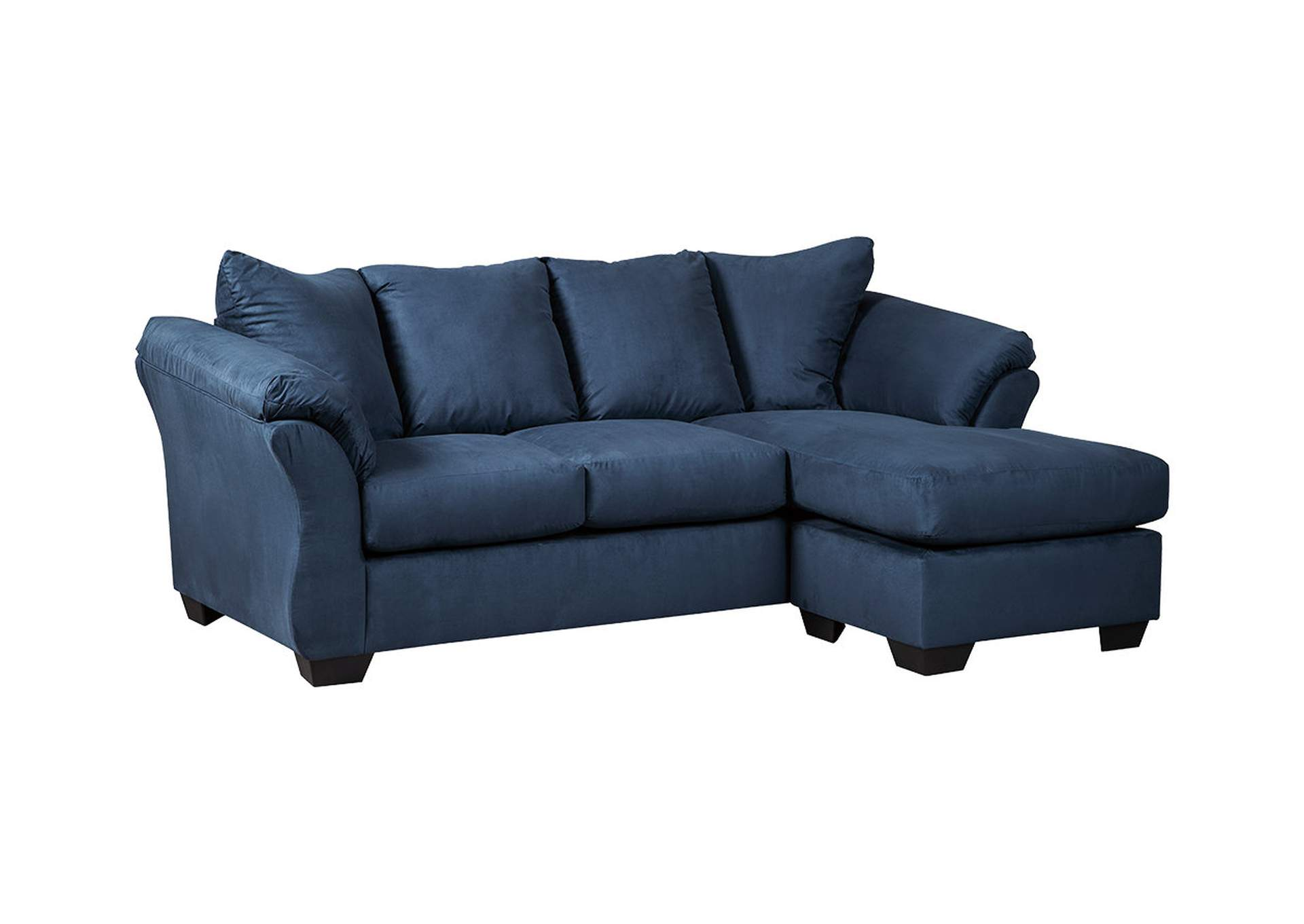 Darcy Blue Sofa Chaise,Signature Design By Ashley