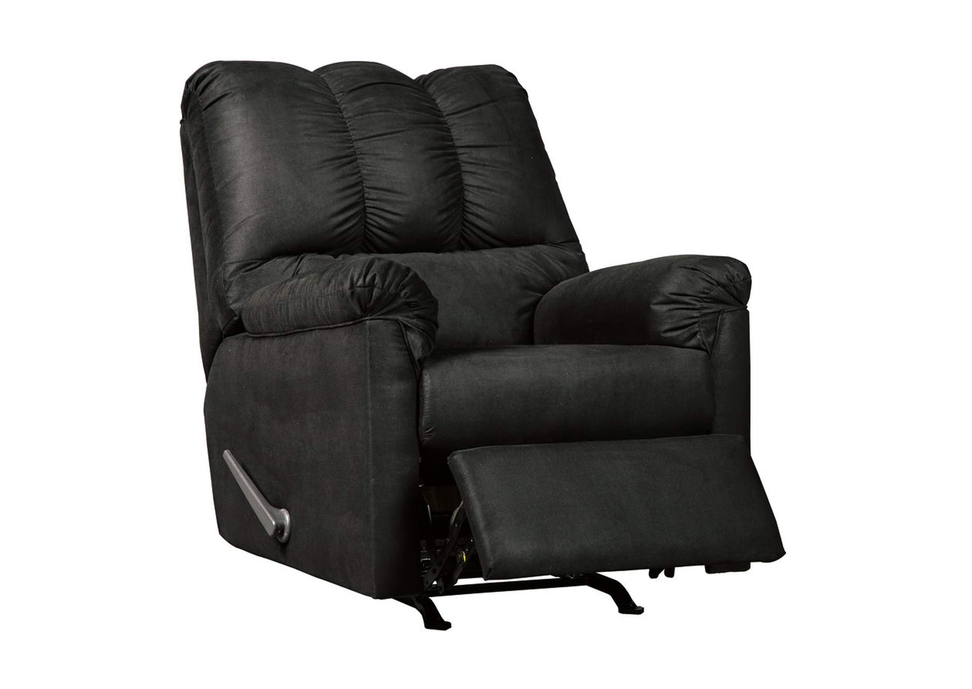 Darcy Black Rocker Recliner,Signature Design By Ashley