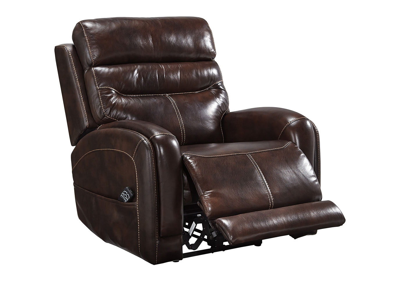 Ailor Brown Power Recliner,Signature Design By Ashley