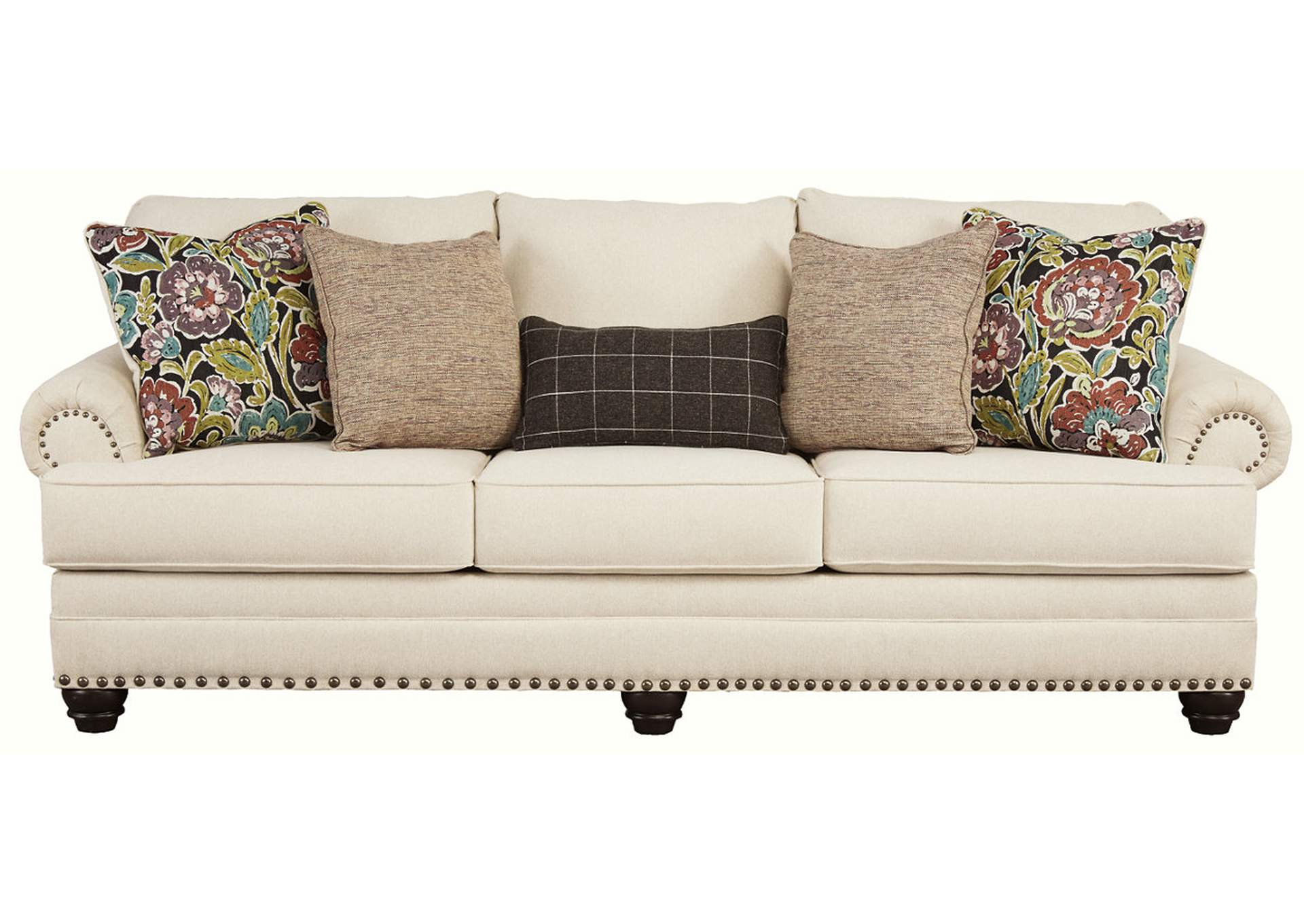 Harrietson Shell Sofa,Signature Design By Ashley