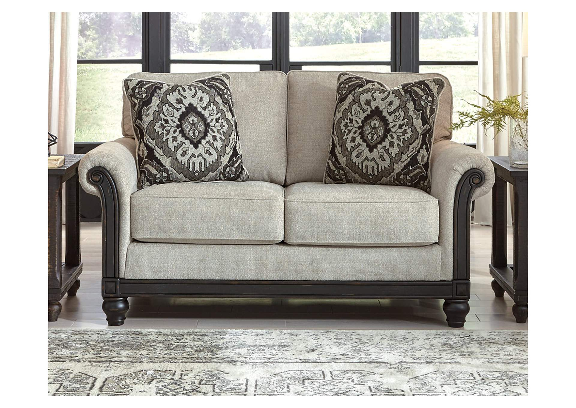Benbrook Ash Loveseat,Signature Design By Ashley