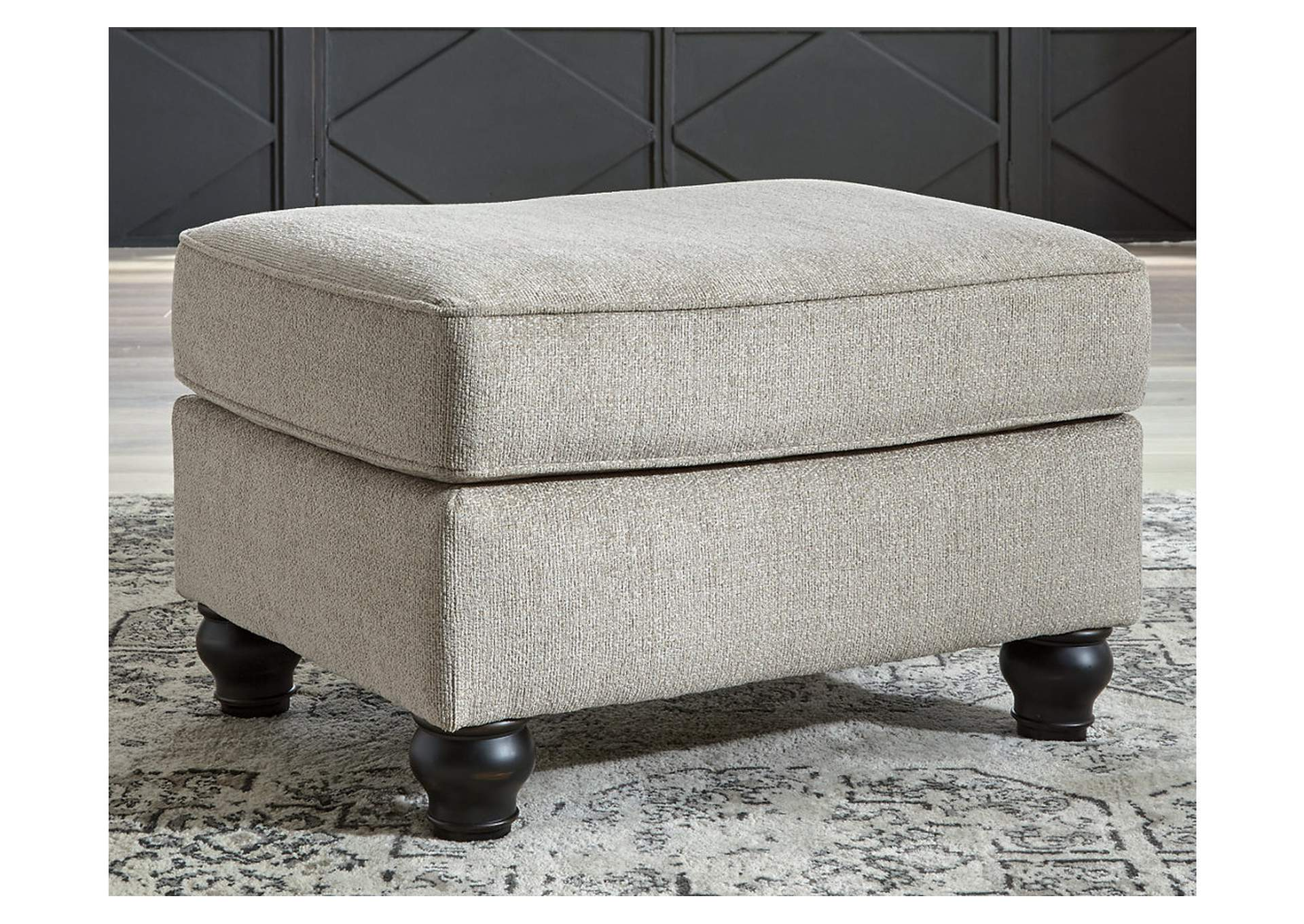 Benbrook Ash Ottoman,Signature Design By Ashley