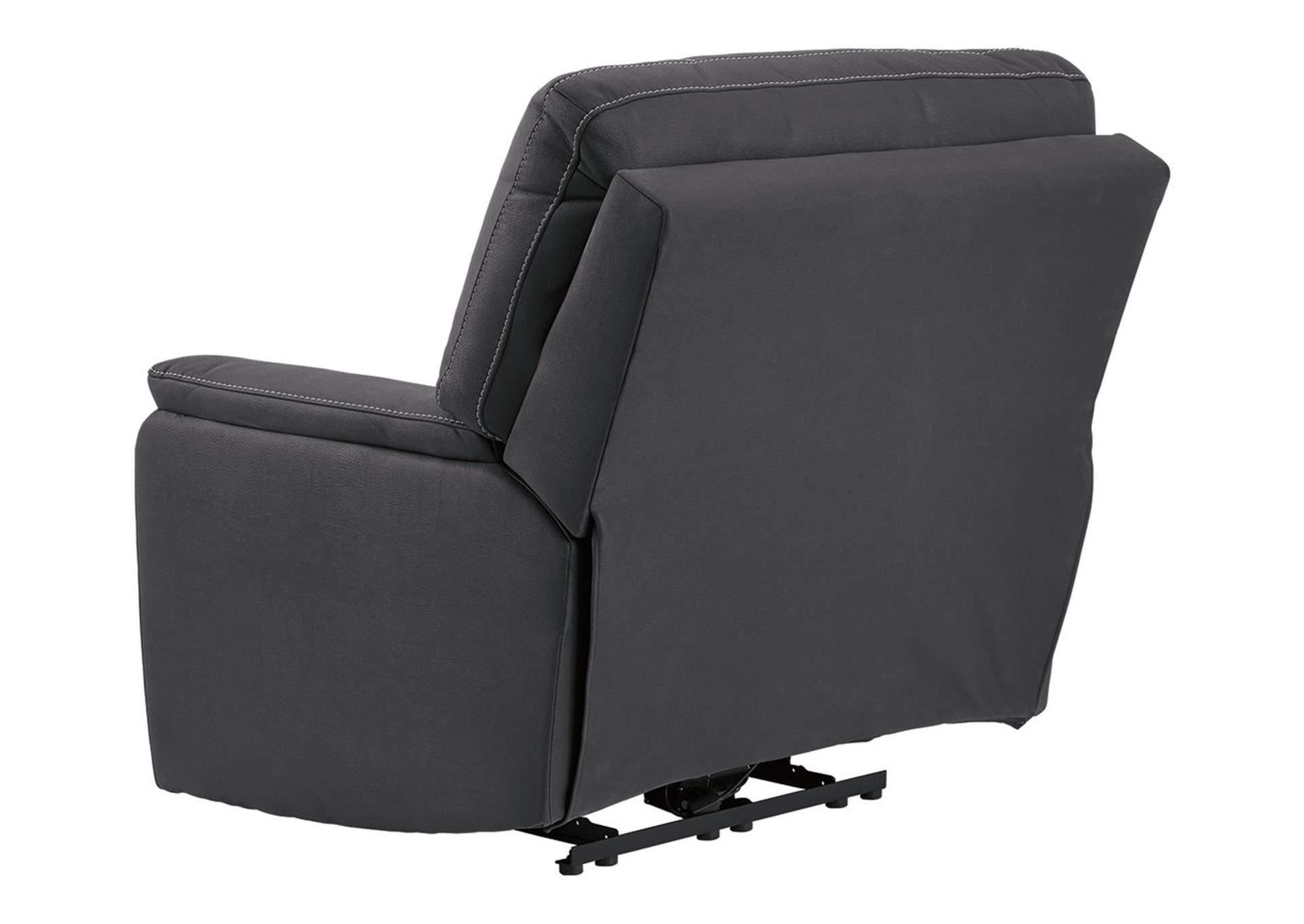 Henefer Midnight Power Recliner,Signature Design By Ashley