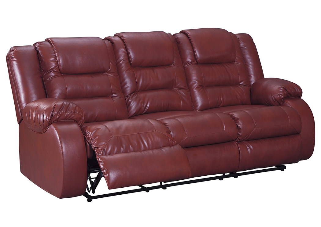 Vacherie Salsa Reclining Sofa,Signature Design By Ashley