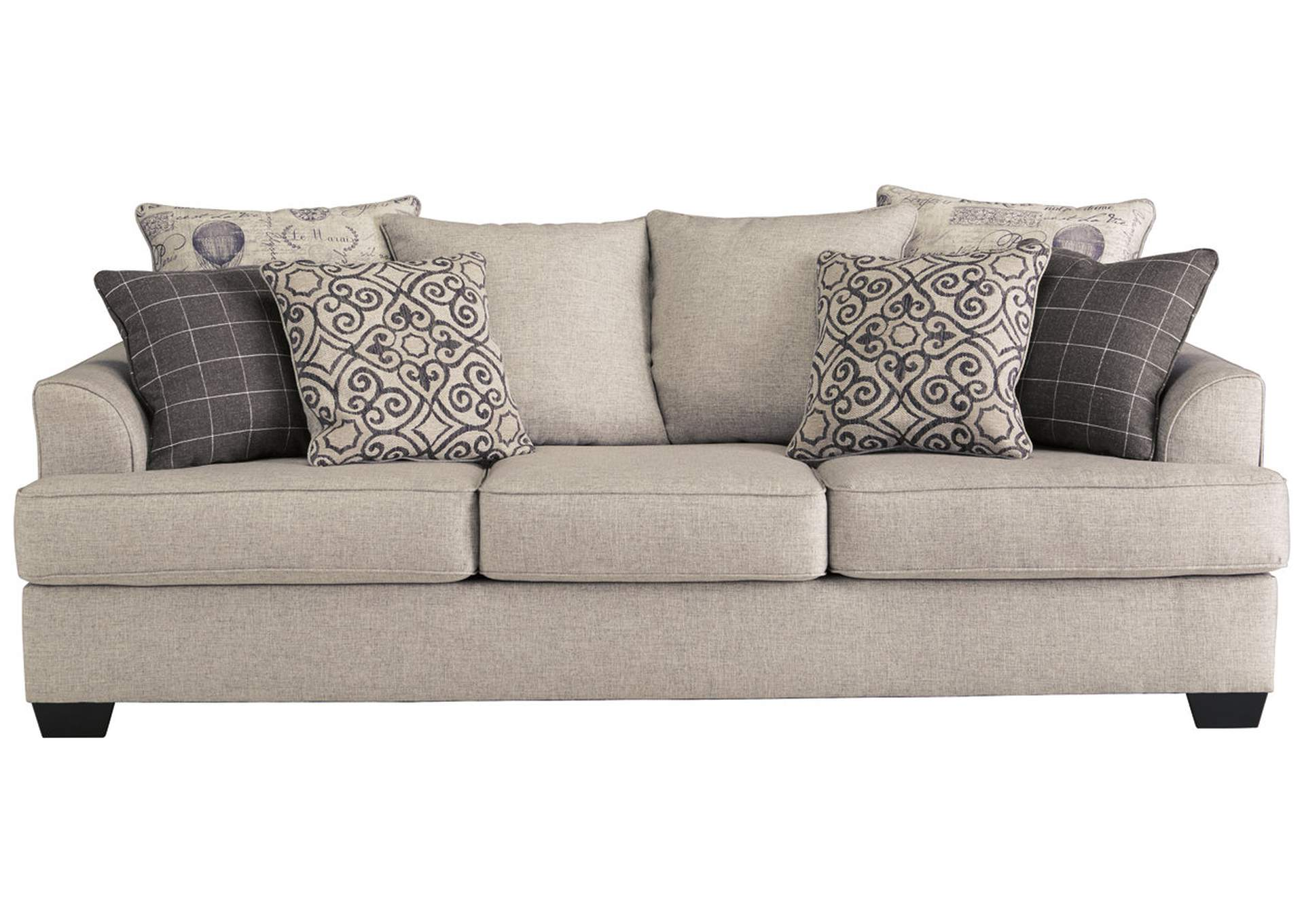 Velletri Pewter Queen Sofa Sleeper,Signature Design By Ashley