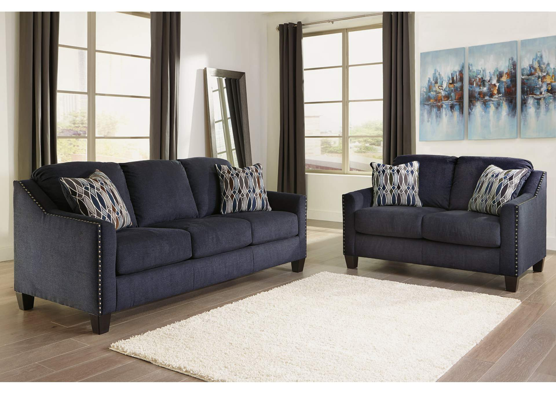 Creeal Heights Sofa and Loveseat,Benchcraft