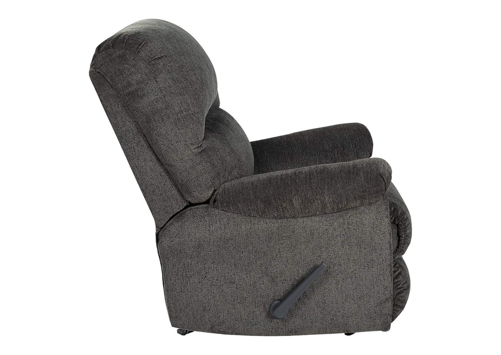 Ballinasloe Smoke Recliner,Signature Design By Ashley