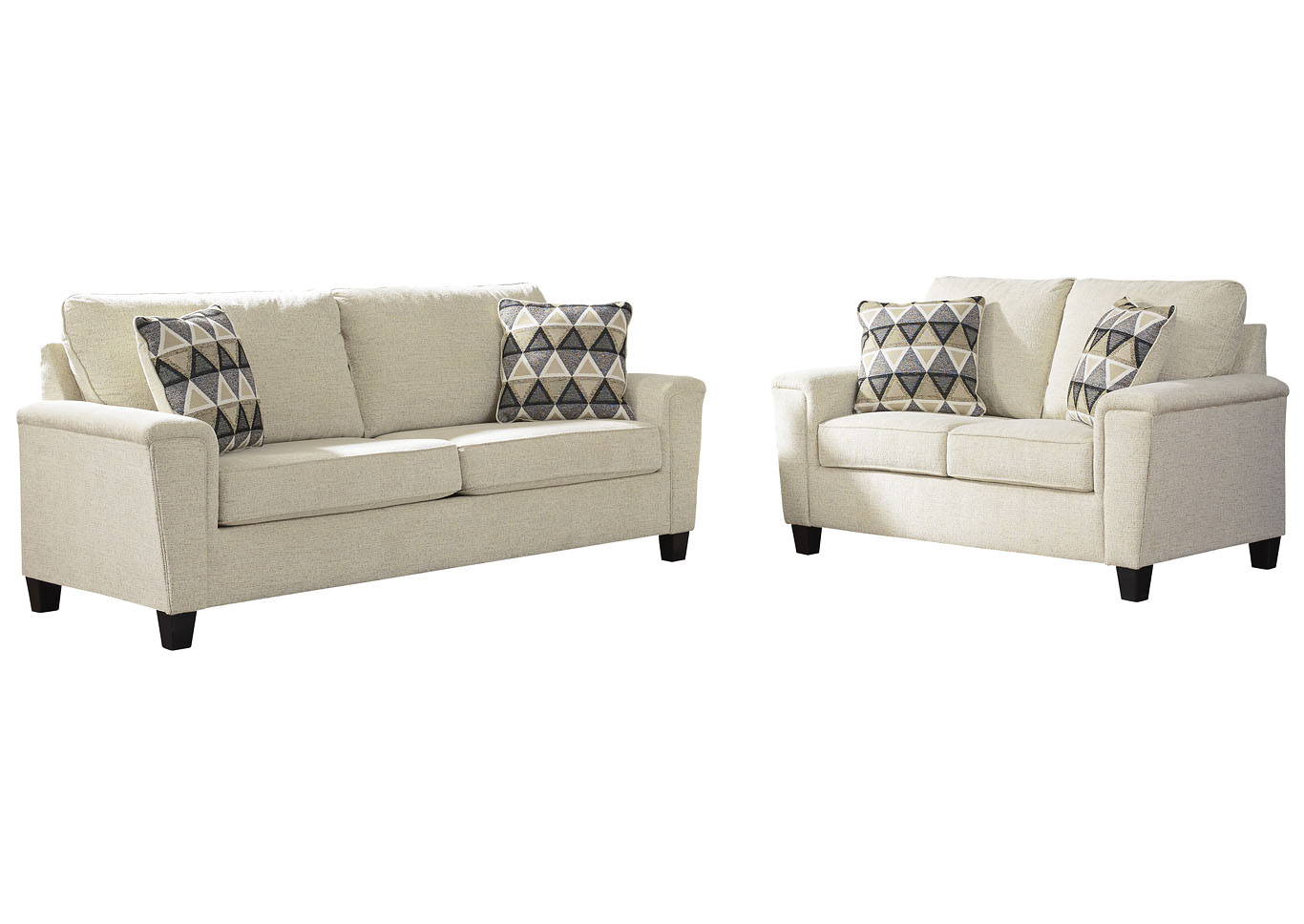 Abinger Natural Sofa and Loveseat,Signature Design By Ashley