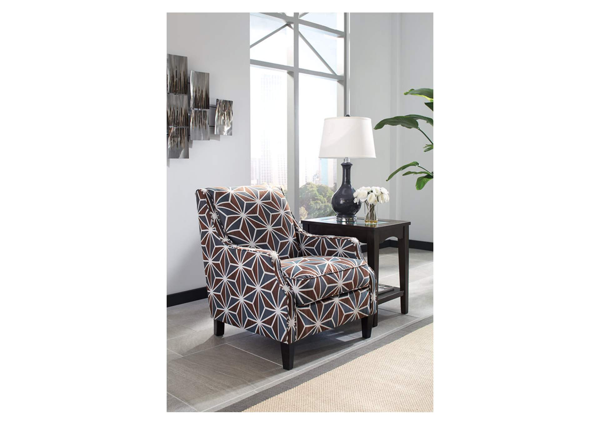 Excellent Overstock Furniture Tx Brise Slate Accent Chair Creativecarmelina Interior Chair Design Creativecarmelinacom