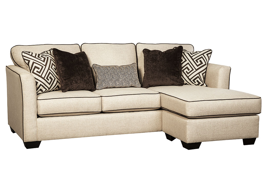 Carlinworth Linen Sofa Chaise,Benchcraft