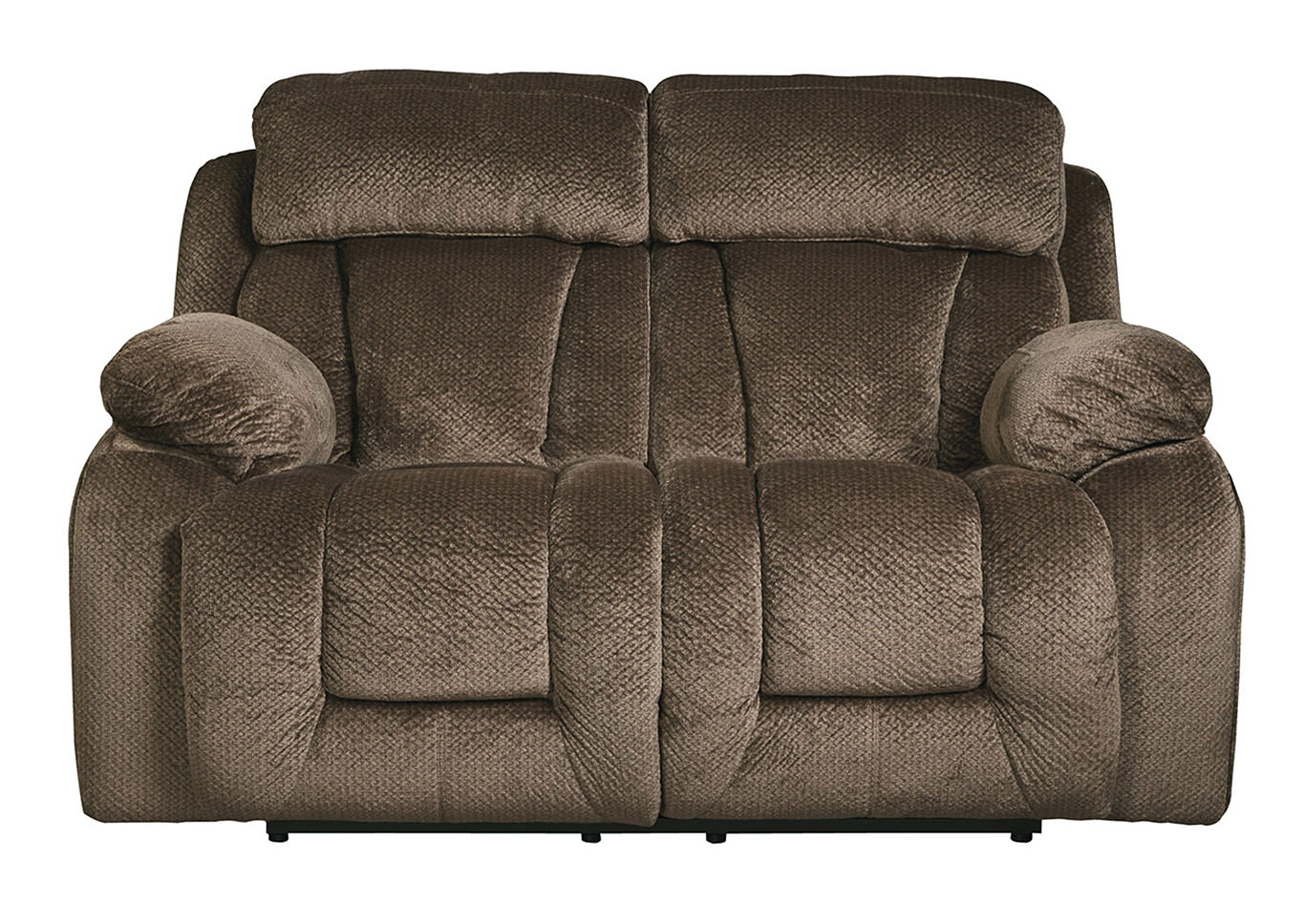 Stricklin Chocolate Power Reclining Loveseat,Signature Design By Ashley