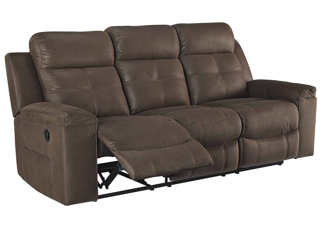 Jesolo Coffee Reclining Sofa,Signature Design By Ashley