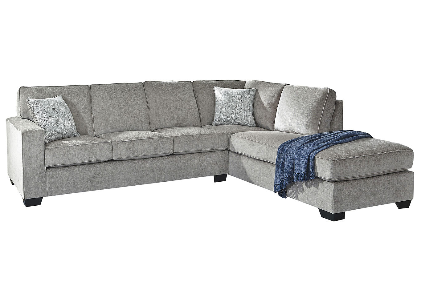 Altari Alloy Left-Arm Facing Chaise Sectional,Signature Design By Ashley