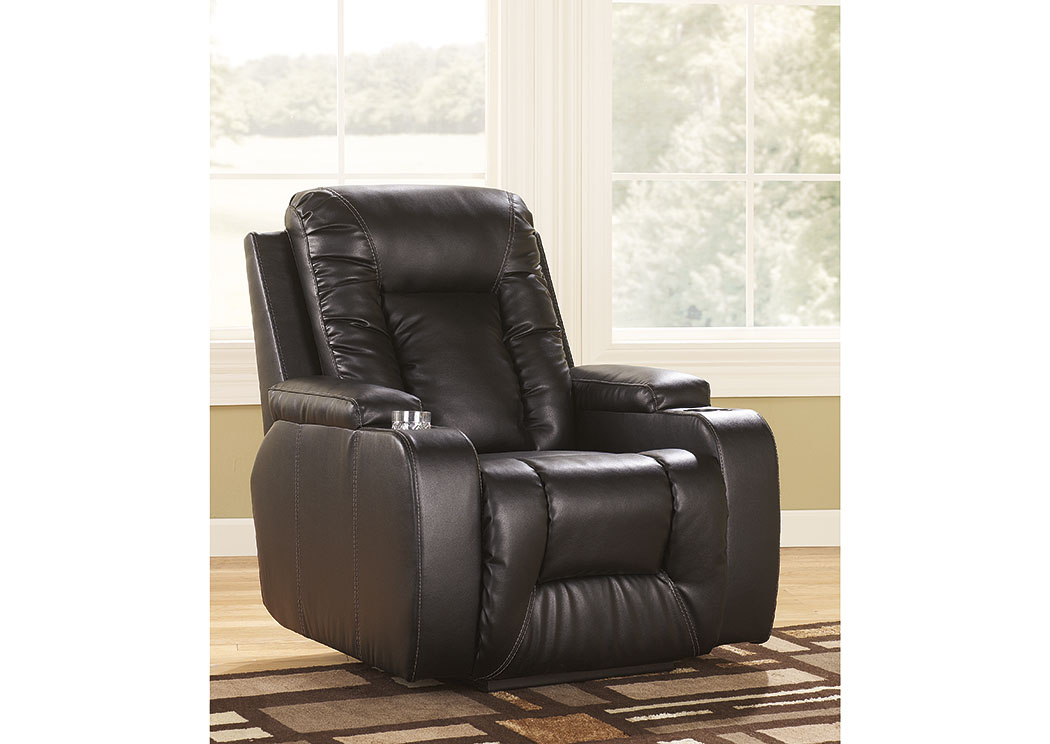 Matinee DuraBlend Eclipse Power Recliner,Signature Design By Ashley
