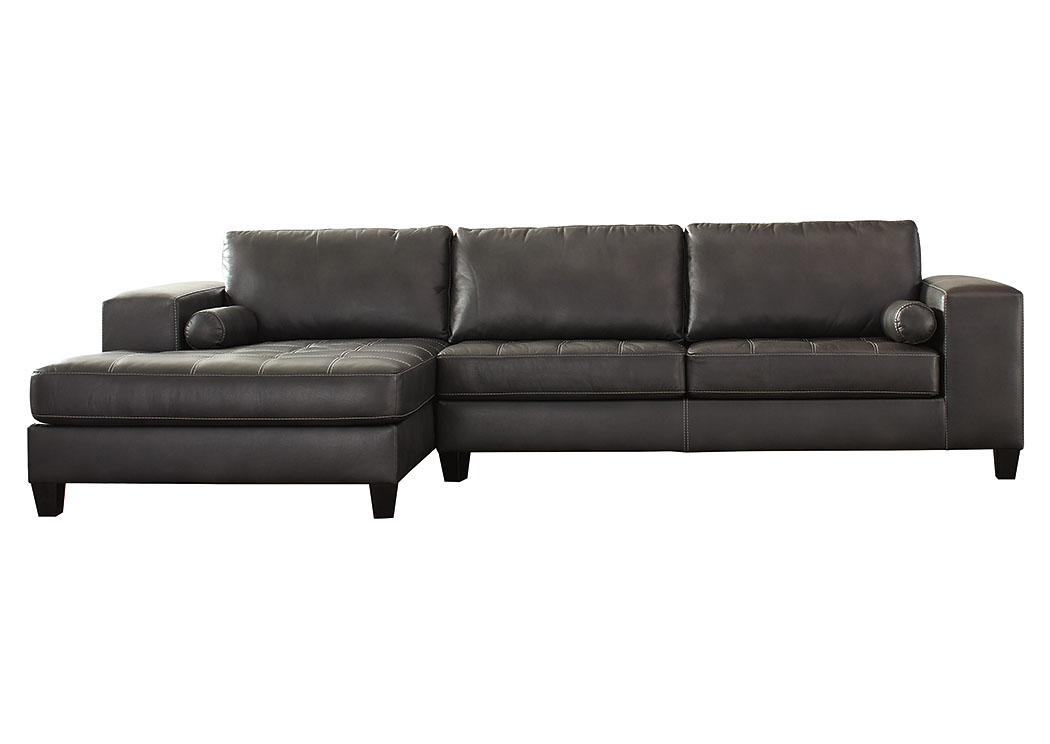 Best Buy Furniture And Mattress Nokomis Charcoal Left