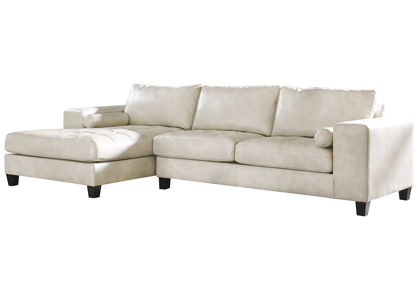 Nokomis Arctic Right Facing Sofa Corner Chaise Sectional,Signature Design  By Ashley