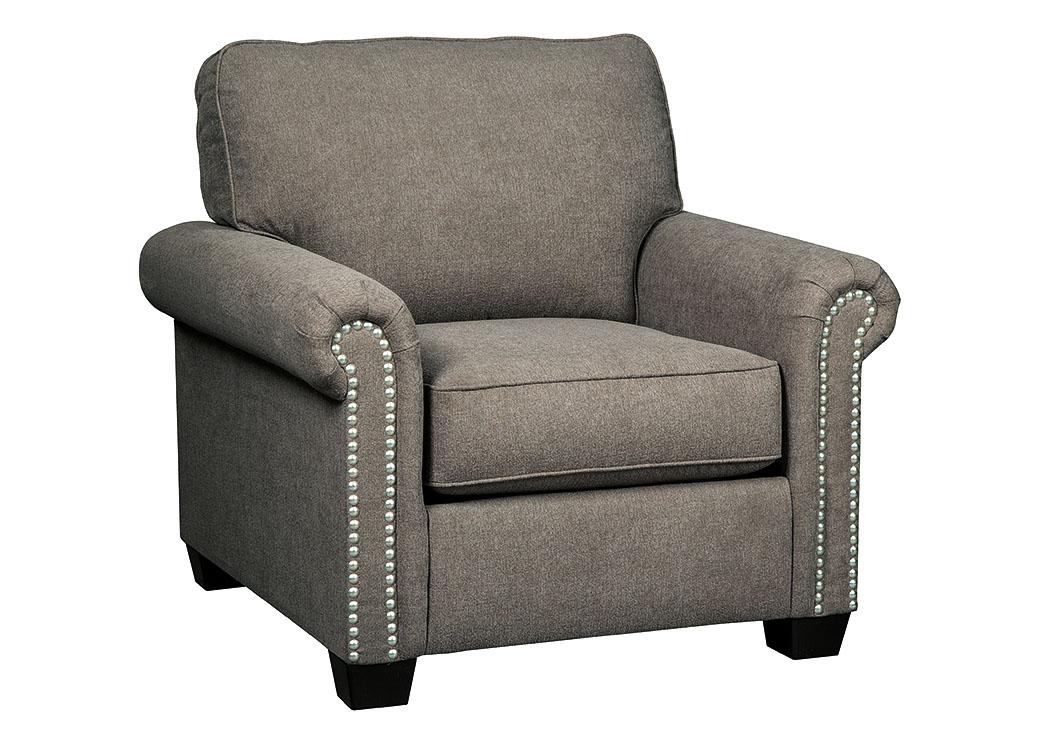 Harlem Furniture Gilman Charcoal Chair