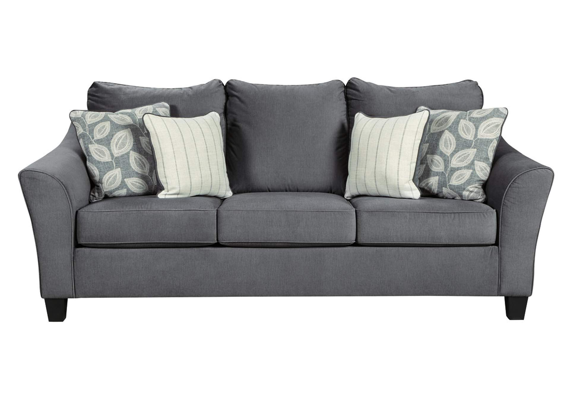 Roberts Furniture & Mattress Sanzero Gray Queen Sofa Sleeper