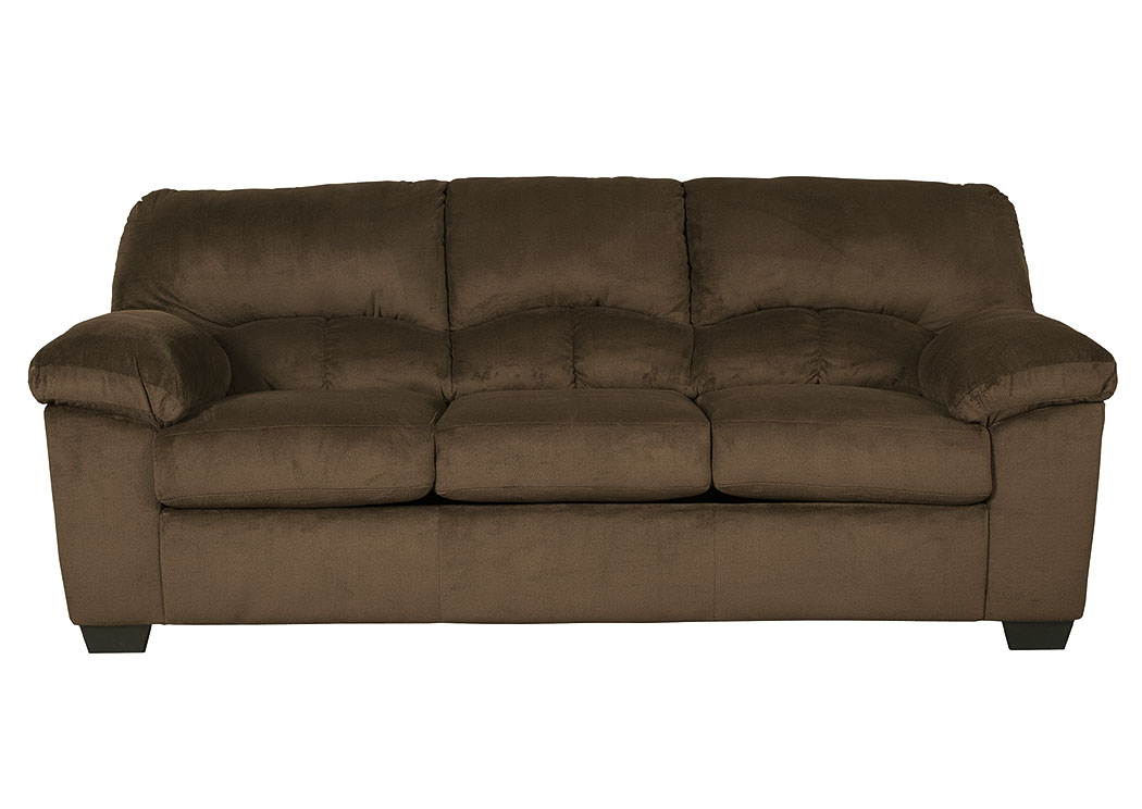 Dailey Chocolate Sofa,Signature Design By Ashley
