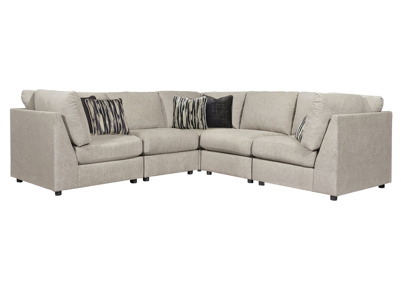 Kellway Bisque Sectional,Signature Design By Ashley