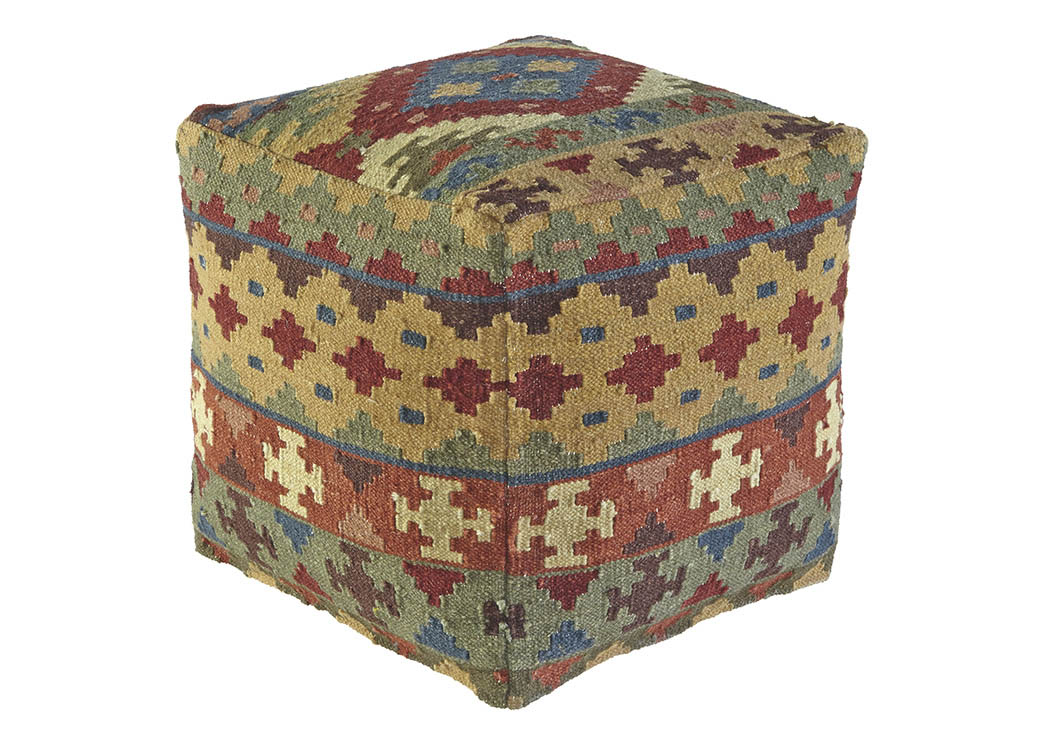 Adolfo Multi Pouf,Signature Design By Ashley