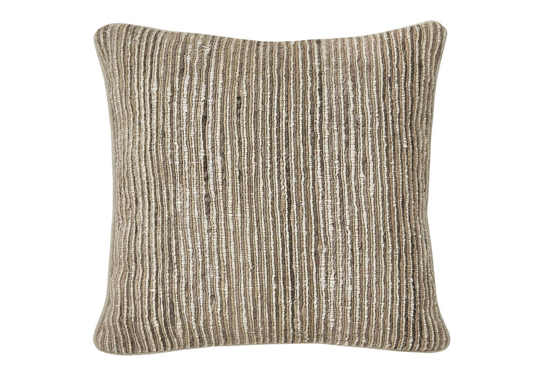 Avari Tan Taupe Pillow. Find Affordable Brand Name Furniture and Home Accents in Streator  IL