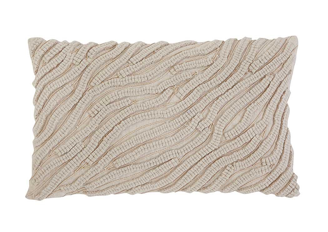 Elegant Frugal Furniture   Boston, Mattapan, Jamaica Plain, Dorchester MA Stitched  Natural Pillow