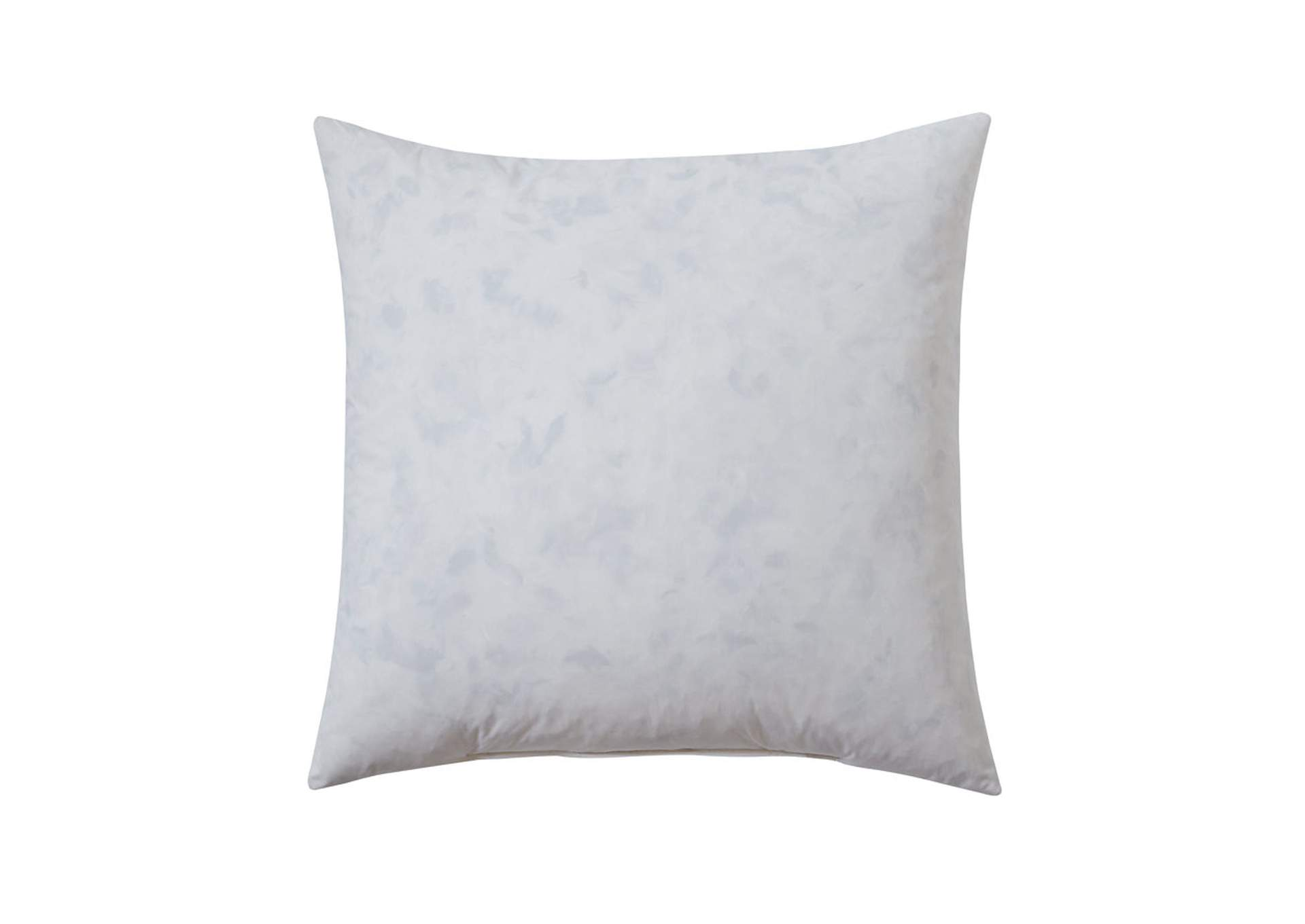 Feather fill - White Medium Pillow Insert (4/CS),Signature Design By Ashley