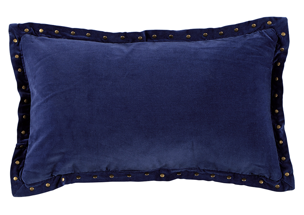 Keizer Blue Pillow,Signature Design By Ashley