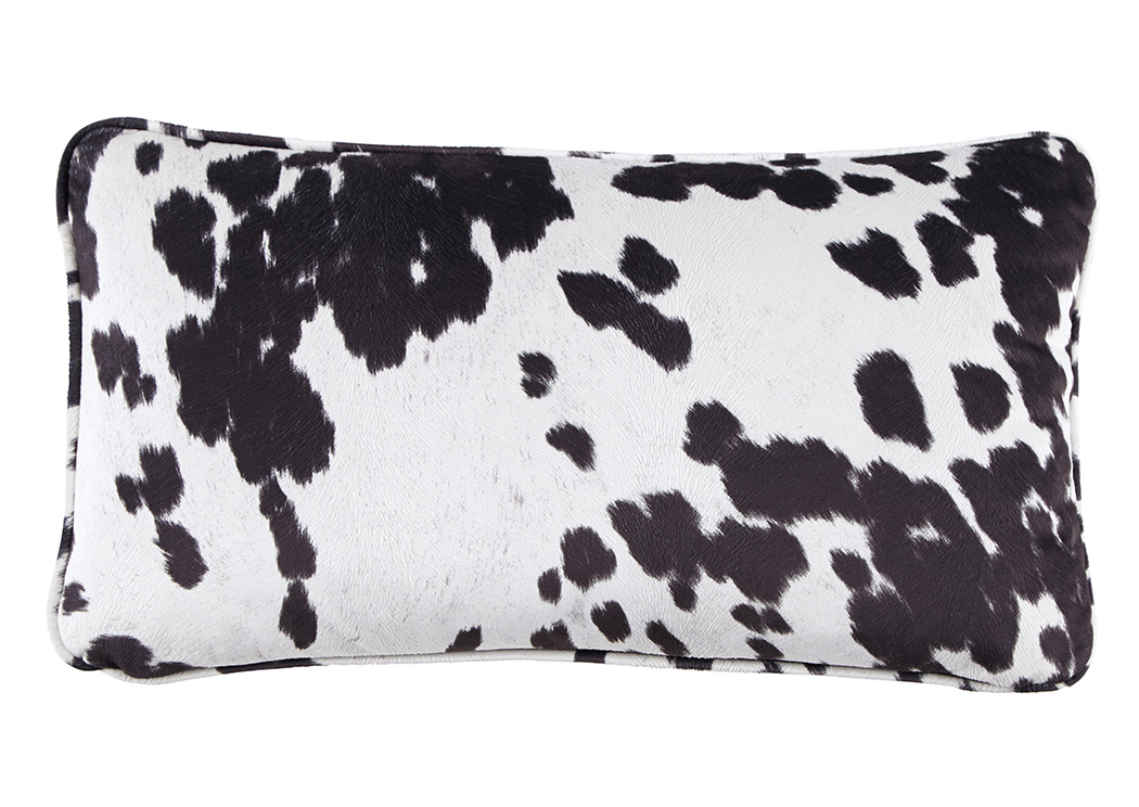 Dagan Black/White Pillow,Signature Design By Ashley