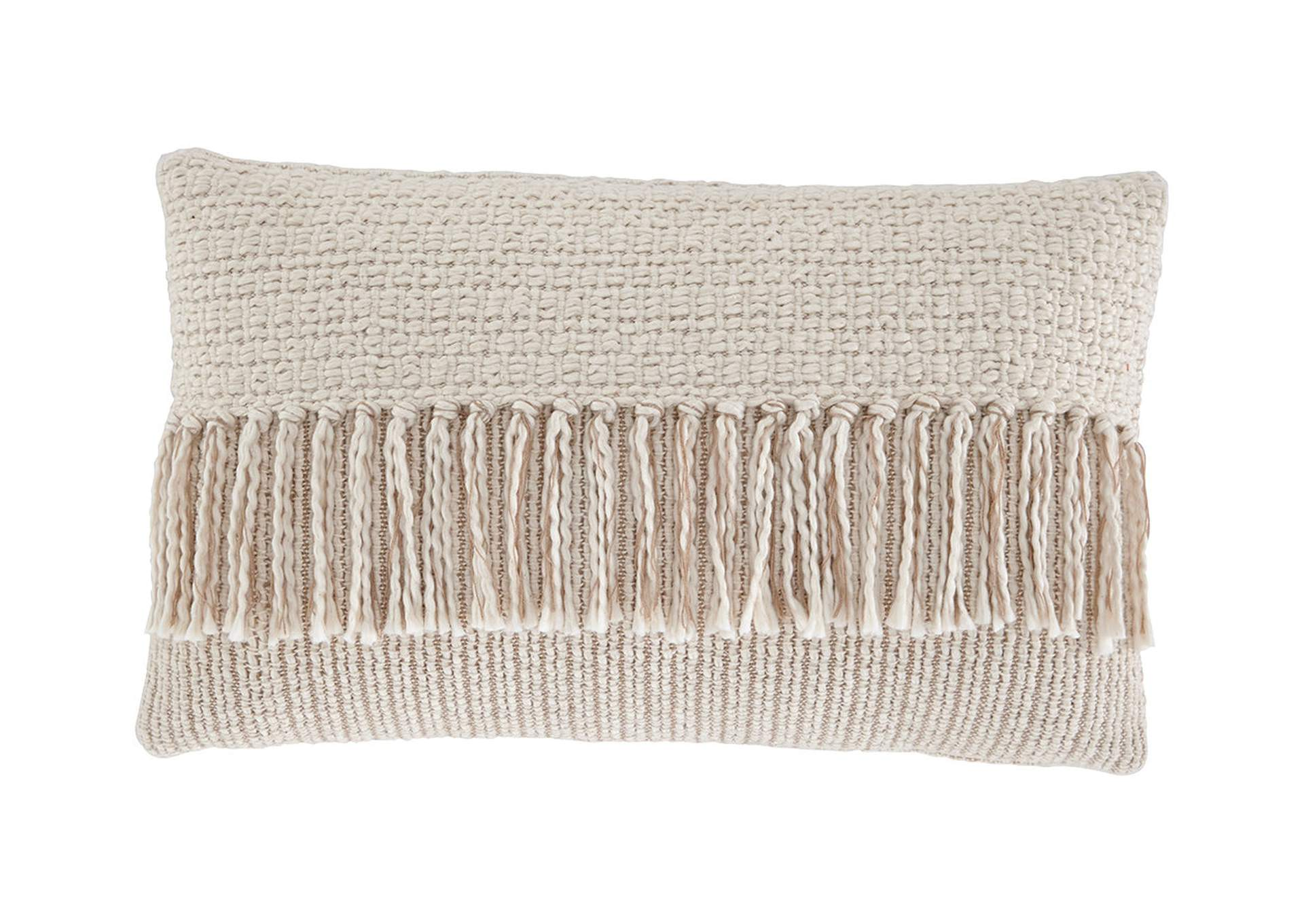 Medea Tan/Cream Pillow (Set of 4),Signature Design By Ashley