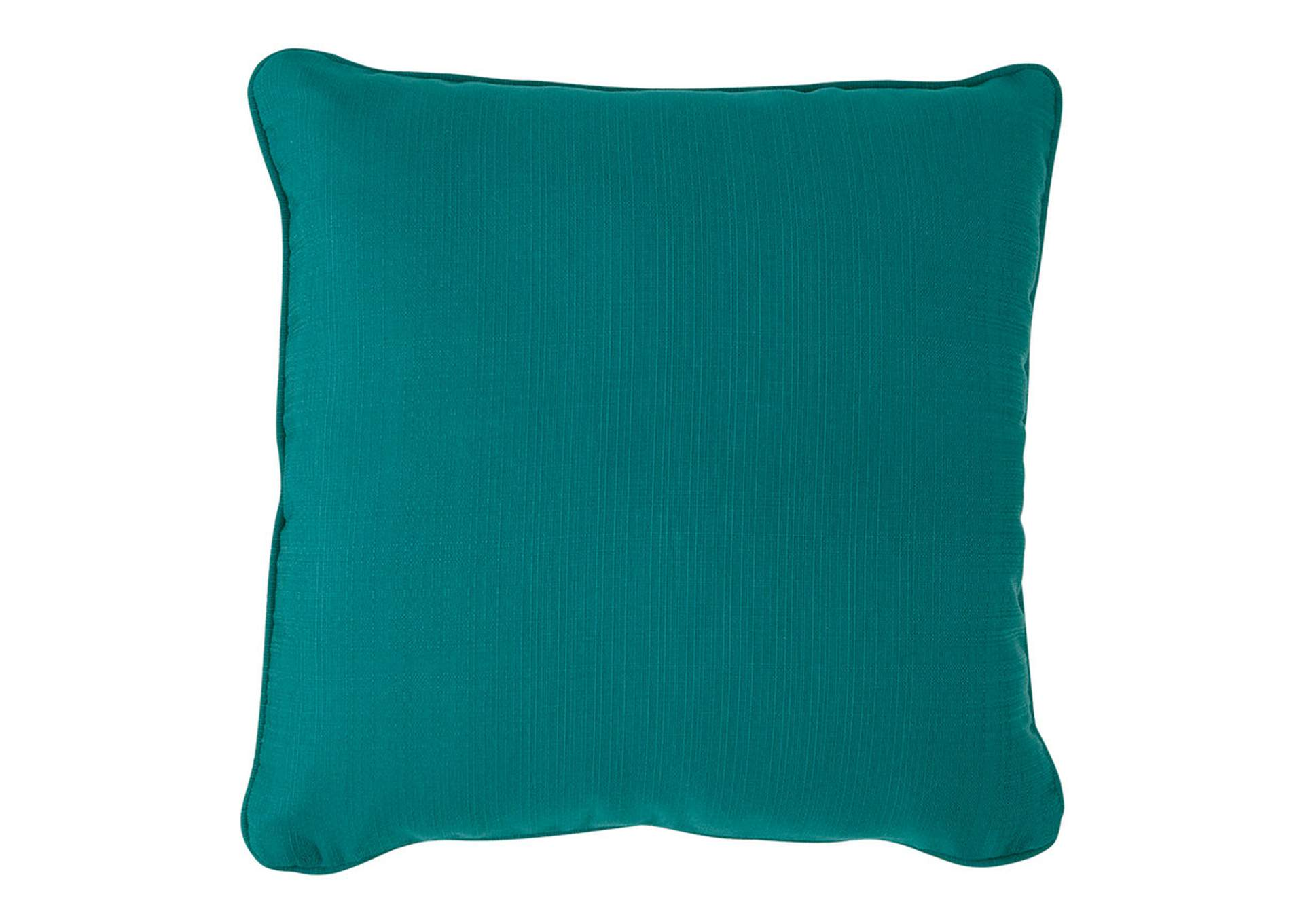 Jerold Turquoise 4 Piece Pillow Set,Signature Design By Ashley