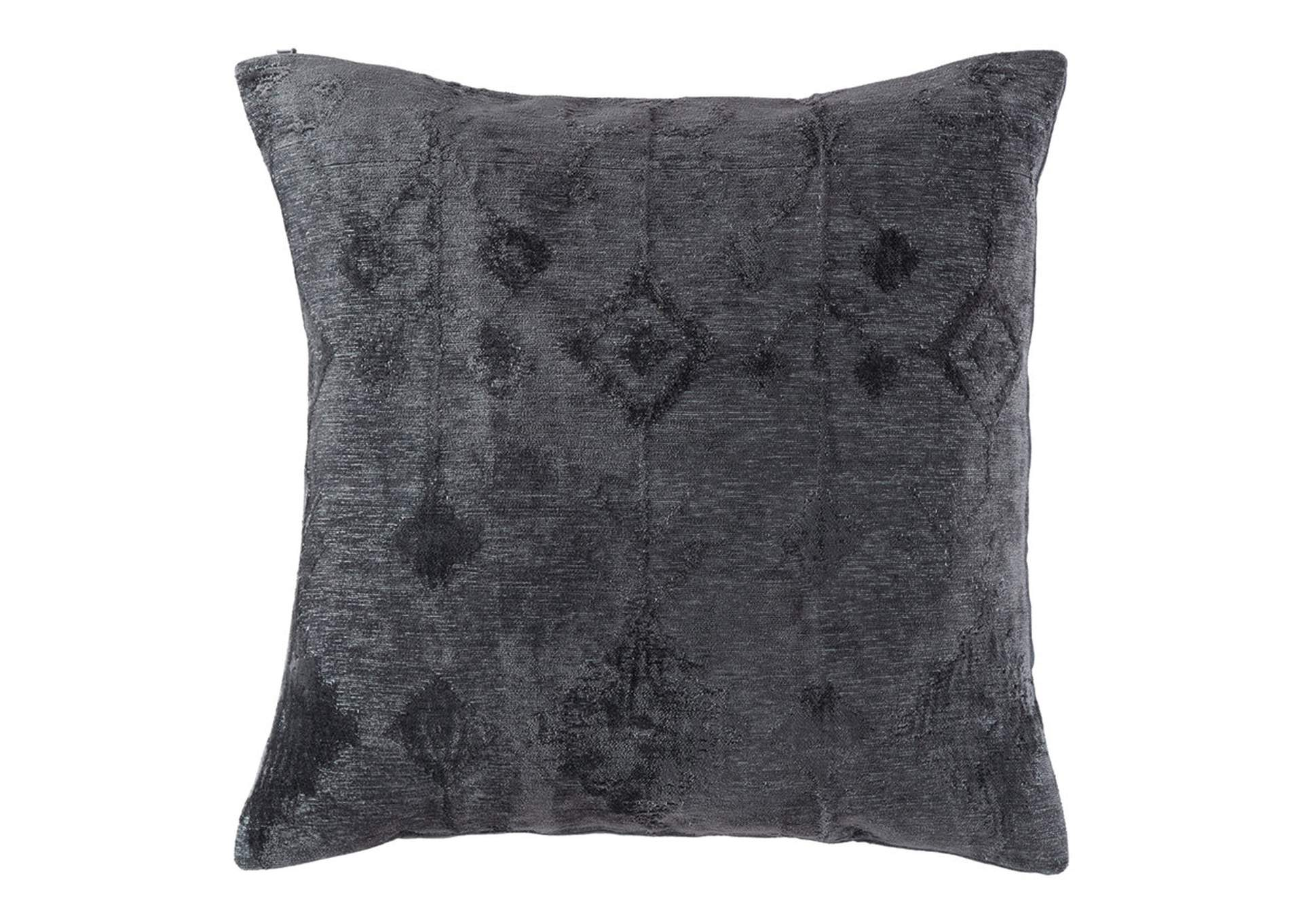 Oatman Slate Blue Pillow (Set of 4),Signature Design By Ashley