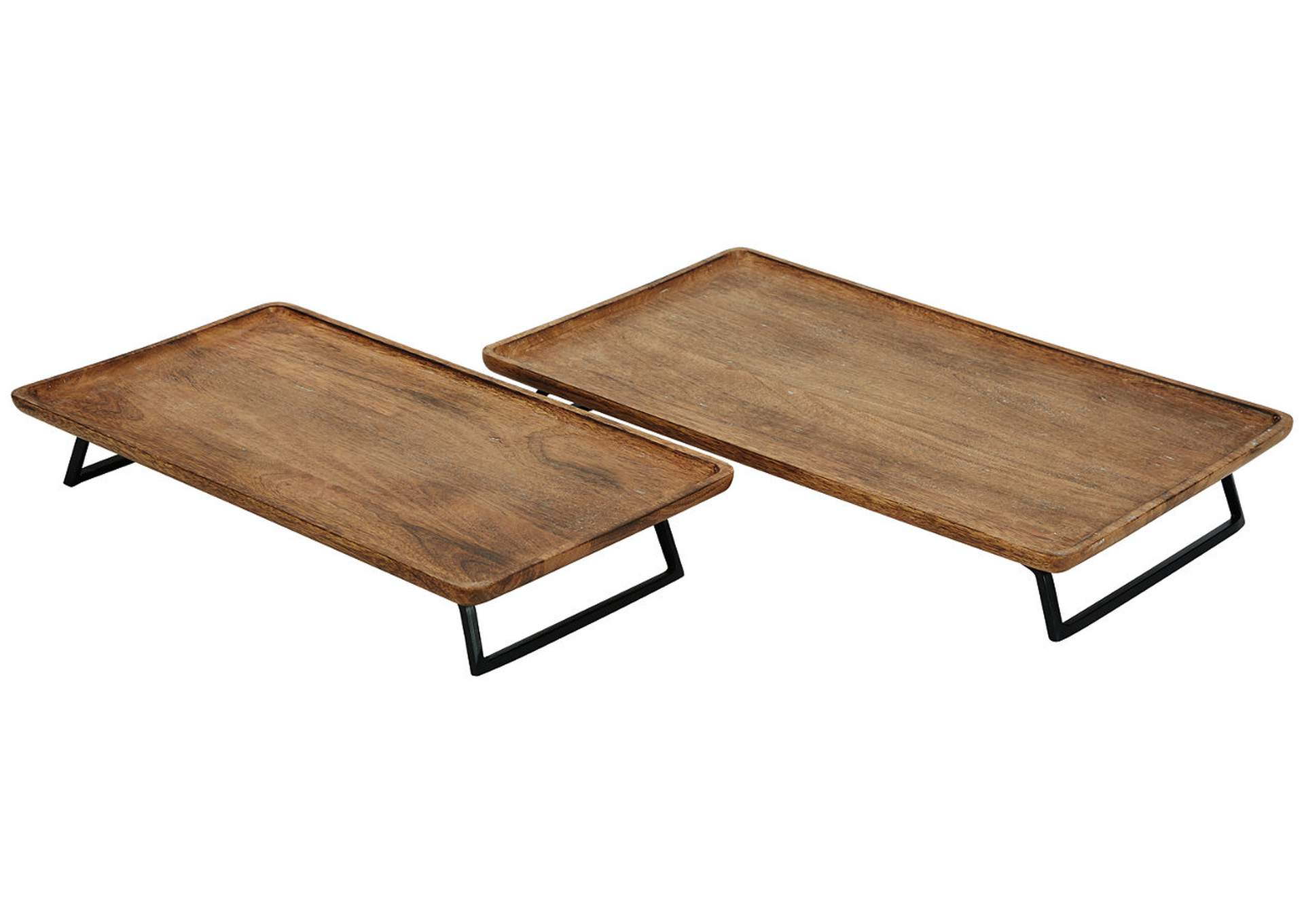Kaleena Tray (Set of 2),Signature Design By Ashley