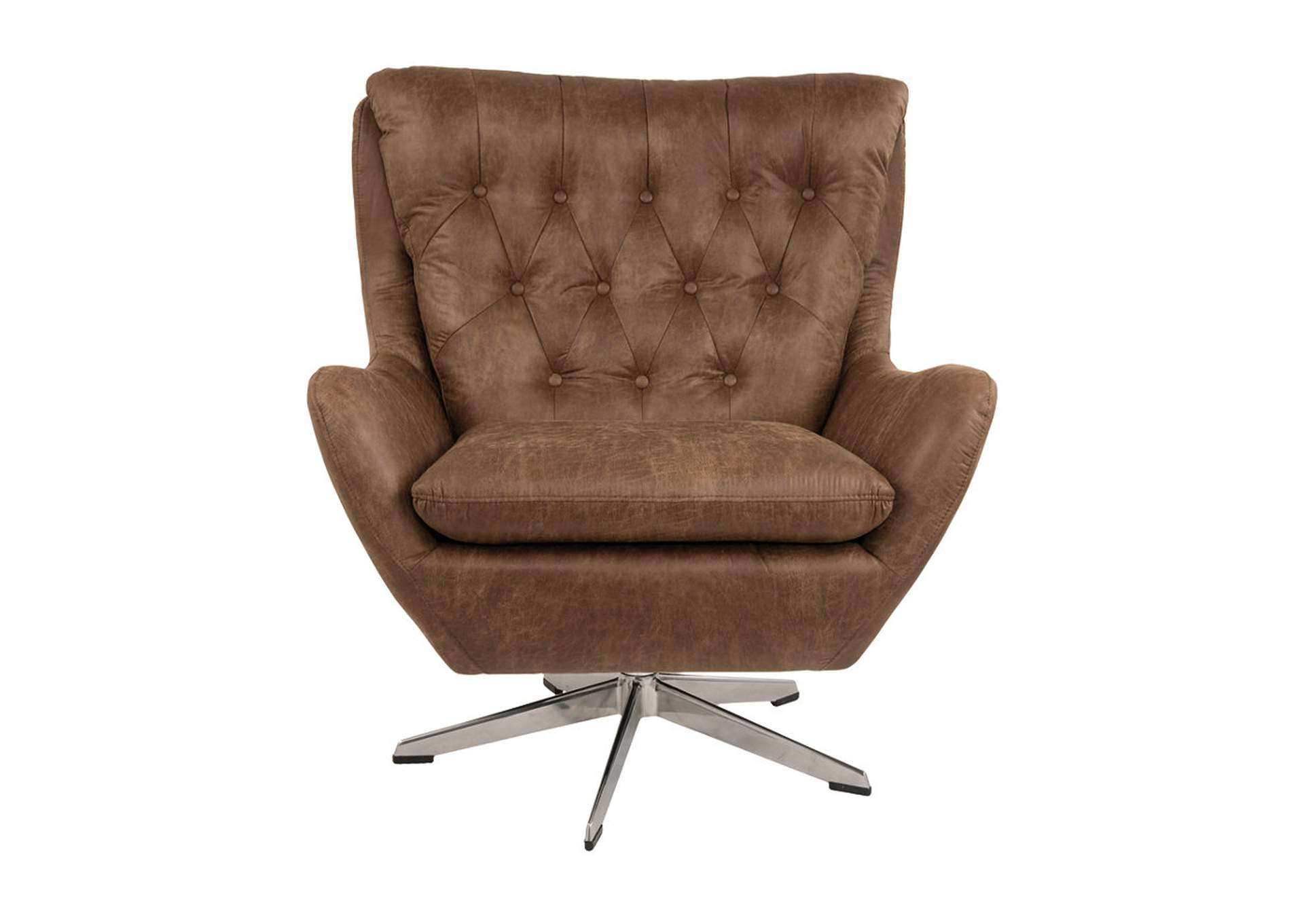 Velburg Brown Accent Chair,Signature Design By Ashley