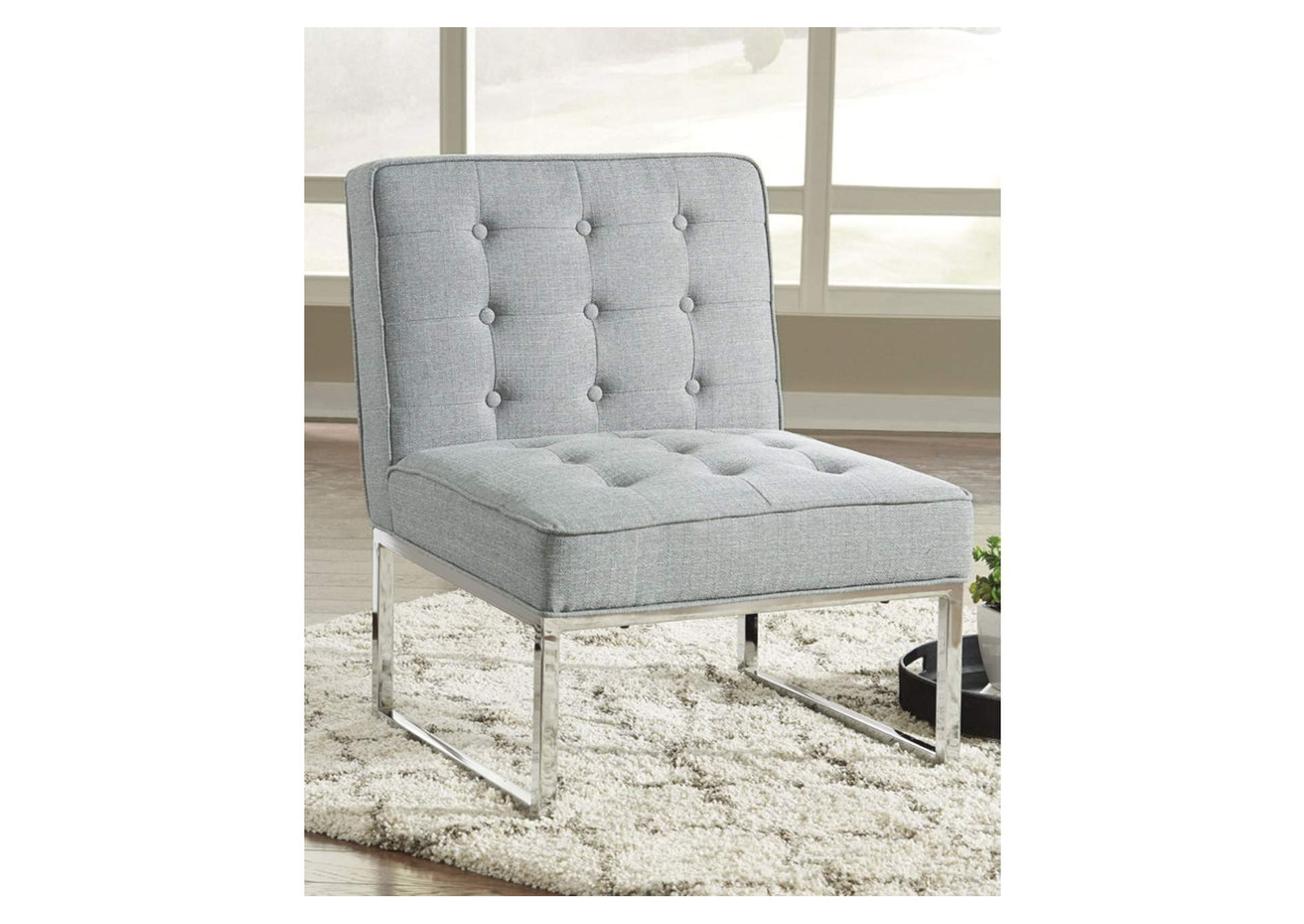 Cimarosse Gray Accent Chair,Signature Design By Ashley