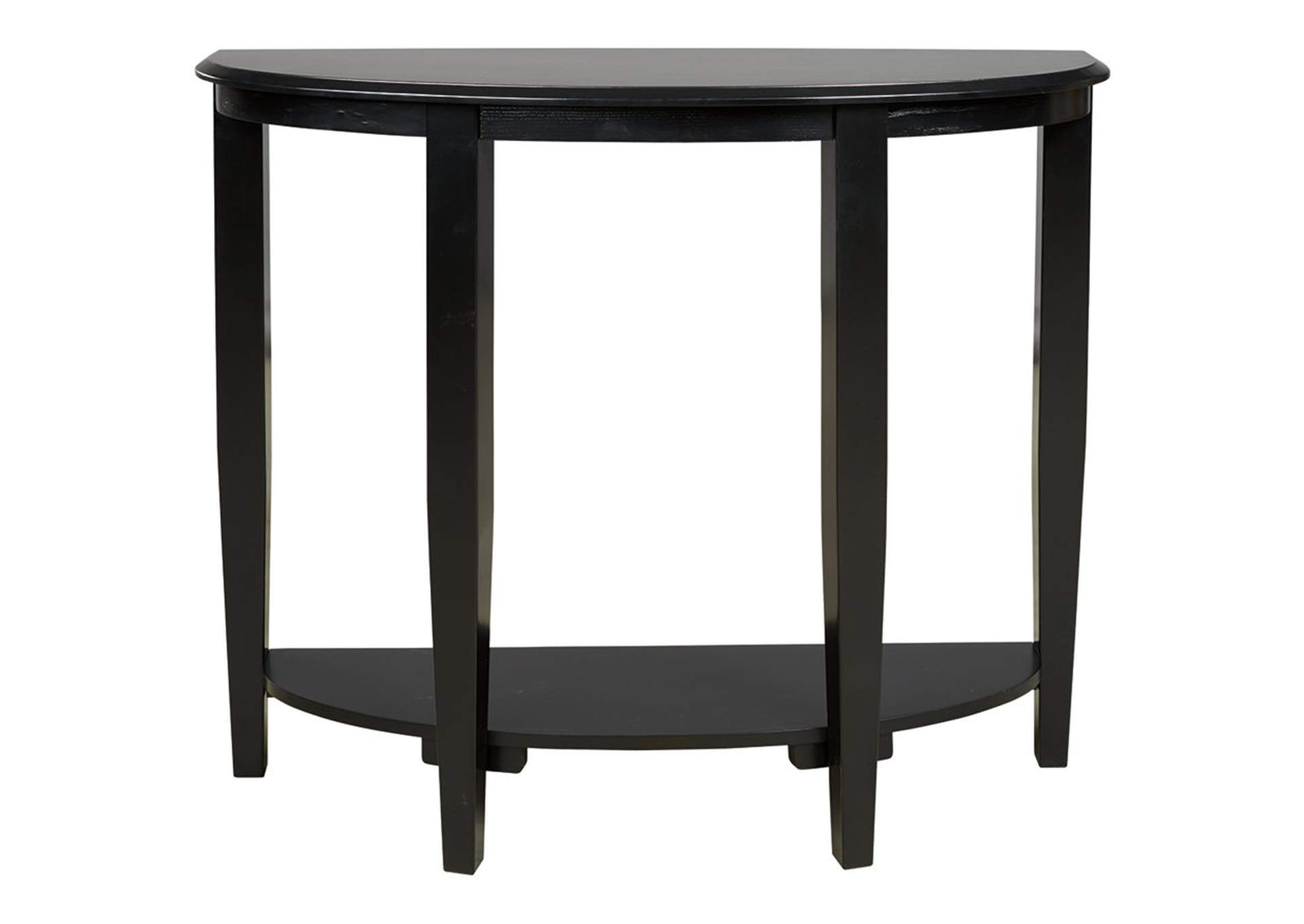 Altonwood Black Sofa Table,Signature Design By Ashley