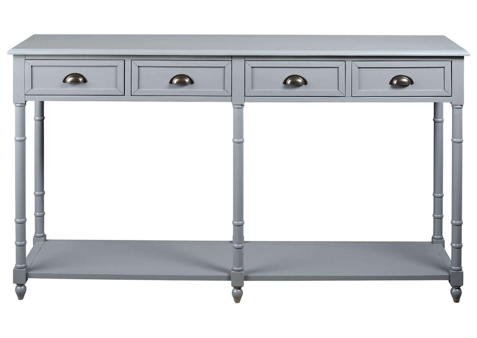 Eirdale Gray Sofa Table,Signature Design By Ashley