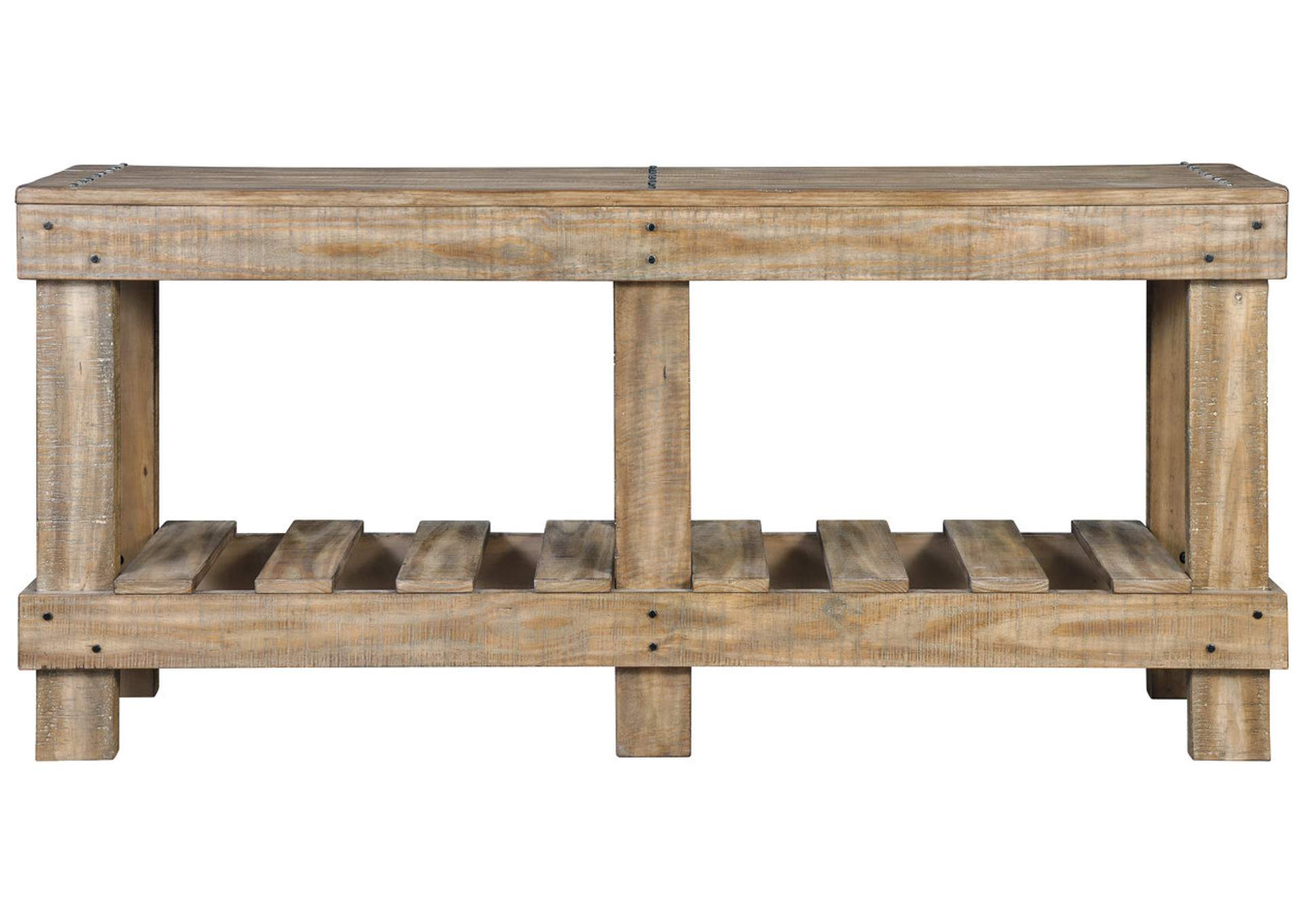Susandeer Brown Console Table,Signature Design By Ashley
