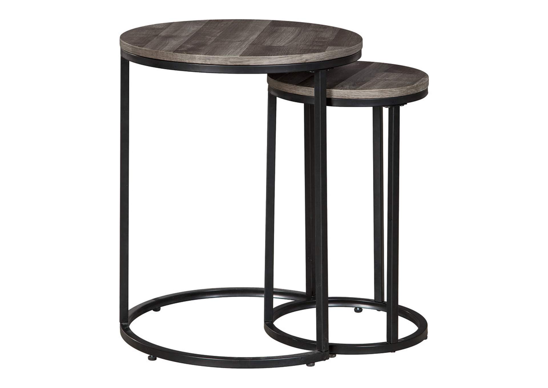 Briarsboro Accent Table (Set of 2),Signature Design By Ashley