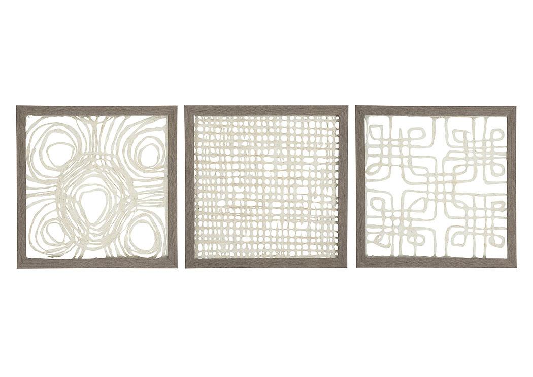 Cohen's Furniture - New Castle, DE Odella Cream/Taupe Wall