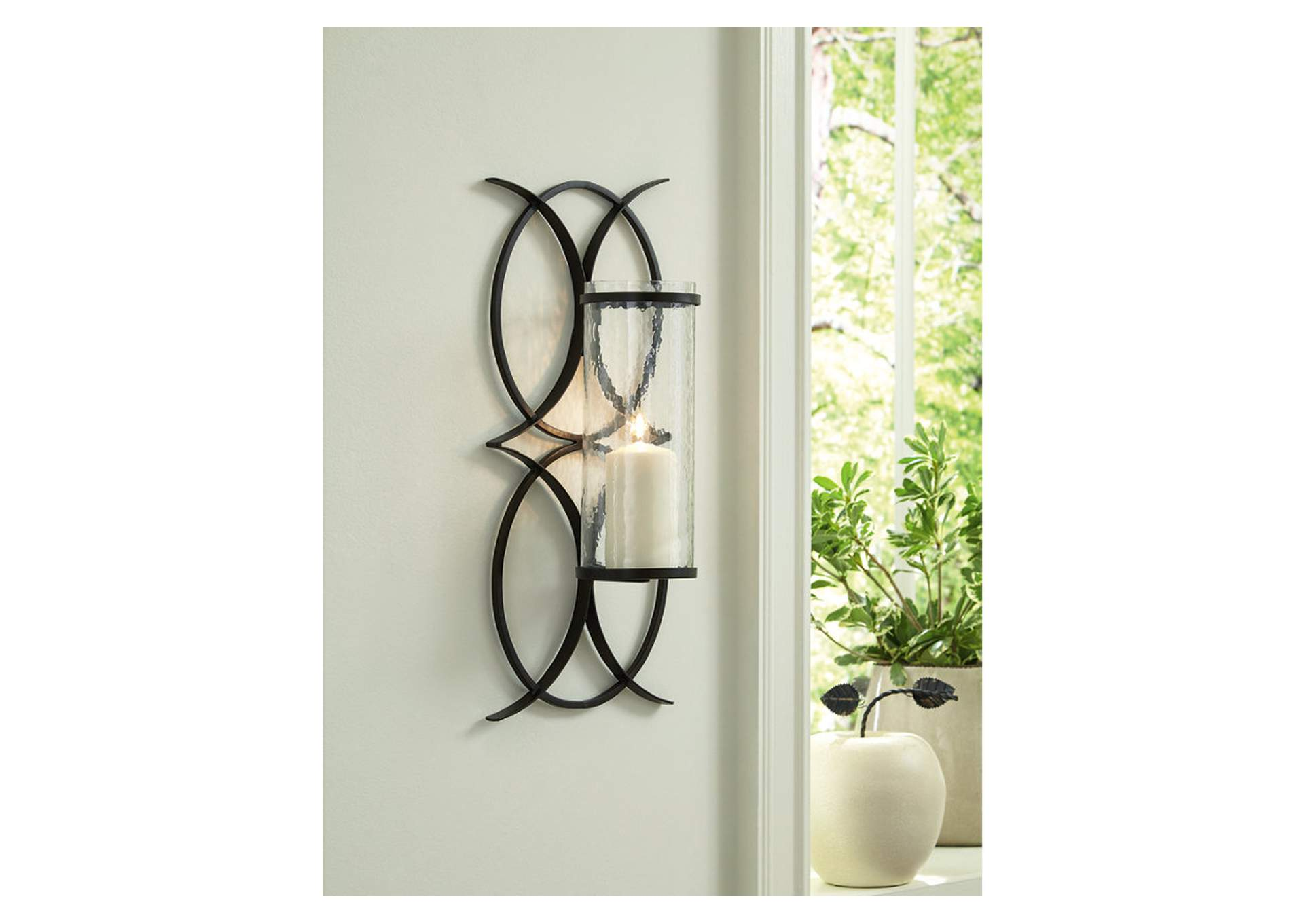 Bryndis Wall Sconce,Signature Design By Ashley