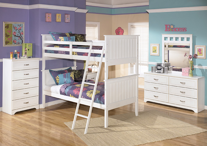 Exceptionnel Lulu Twin/Twin Bunk Bed,Signature Design By Ashley