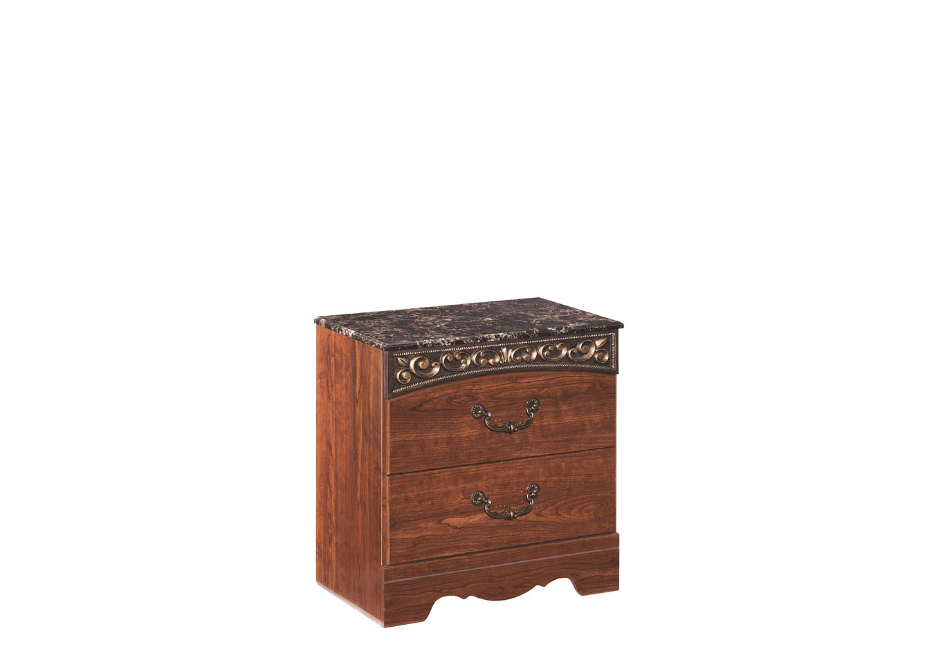 Fairbrooks Estate Night Stand,Signature Design By Ashley