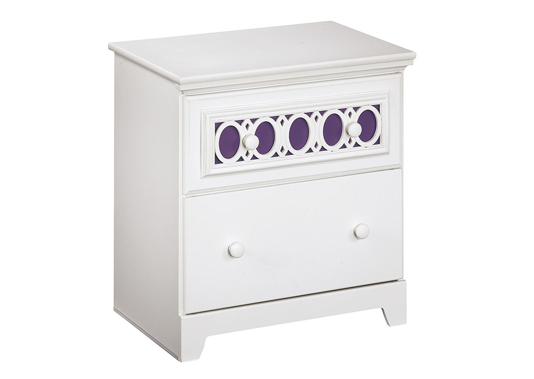 Zayley Nightstand,Signature Design By Ashley