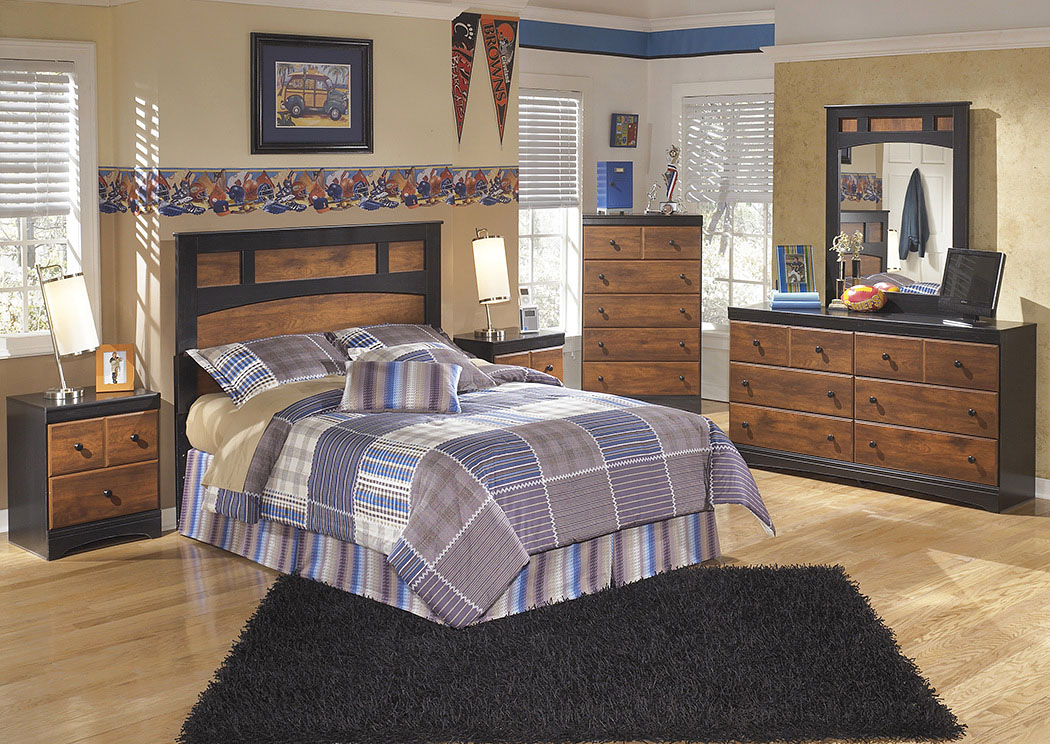 Furniture Expo - Baton Rouge, LA Aimwell Bedroom Dresser w ...
