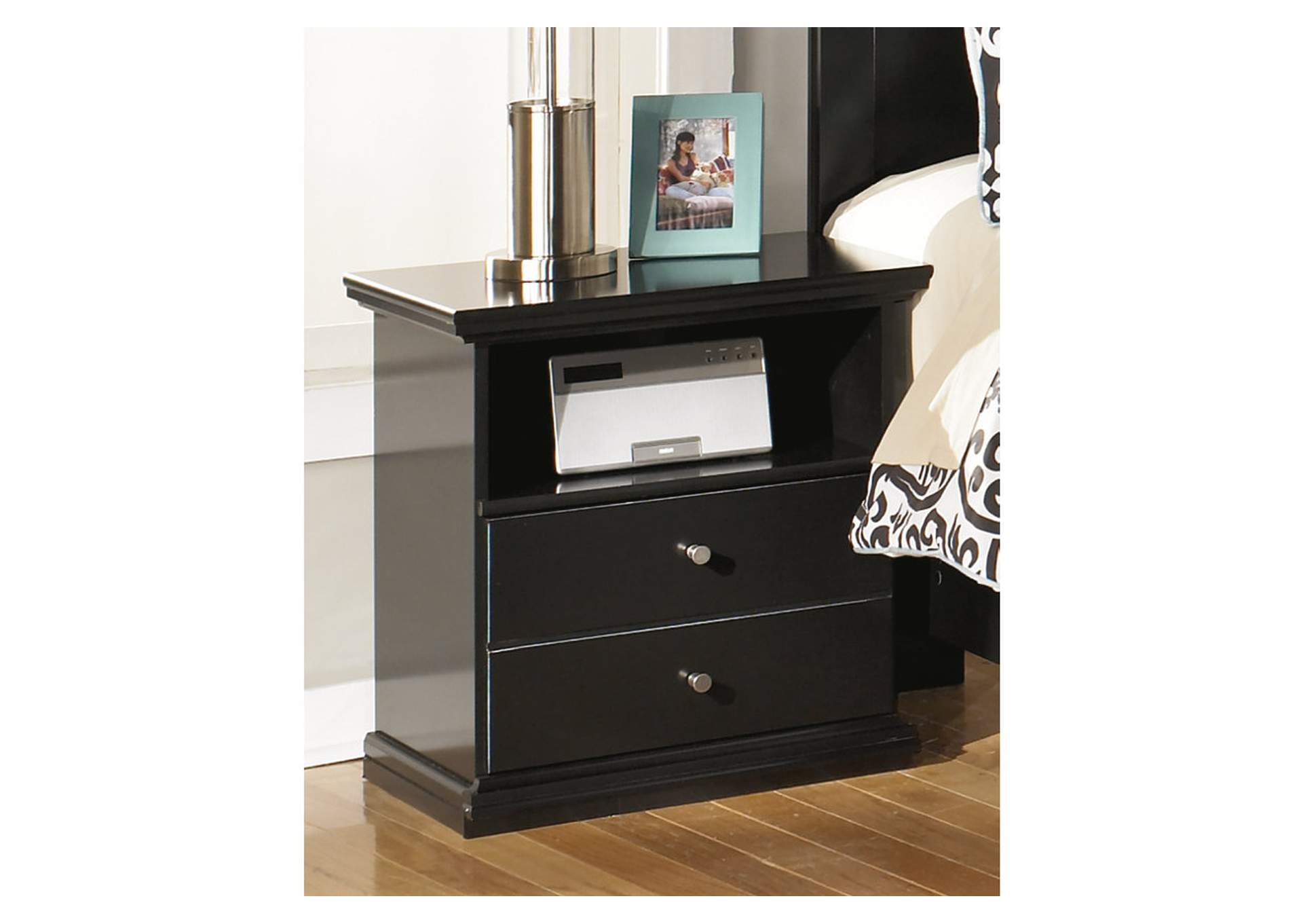 Maribel One Drawer Nightstand,Signature Design By Ashley