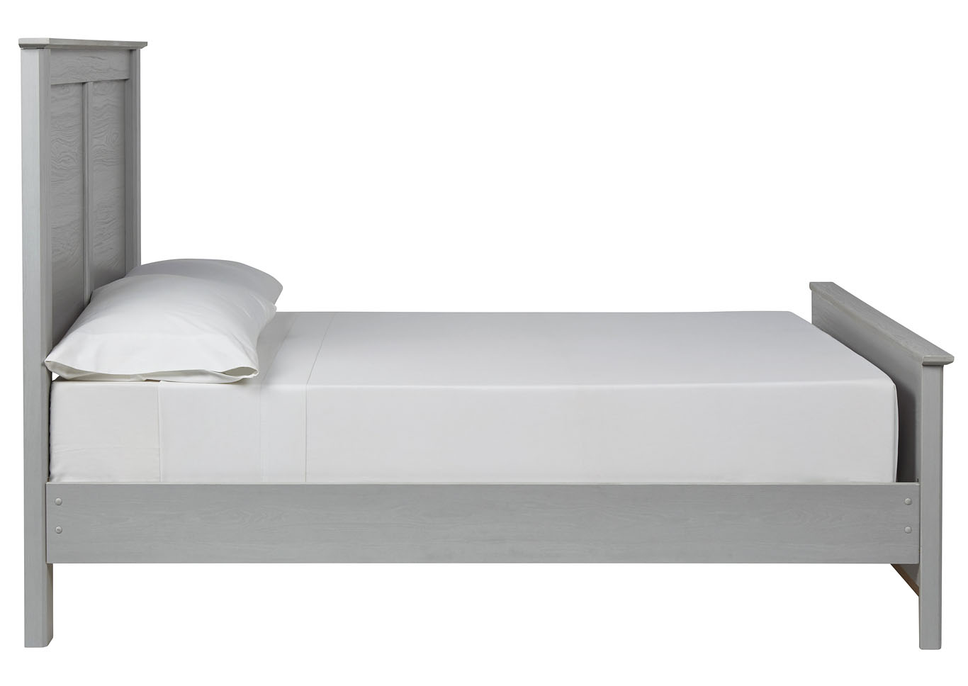 Arcella Gray Full Panel Bed,Signature Design By Ashley