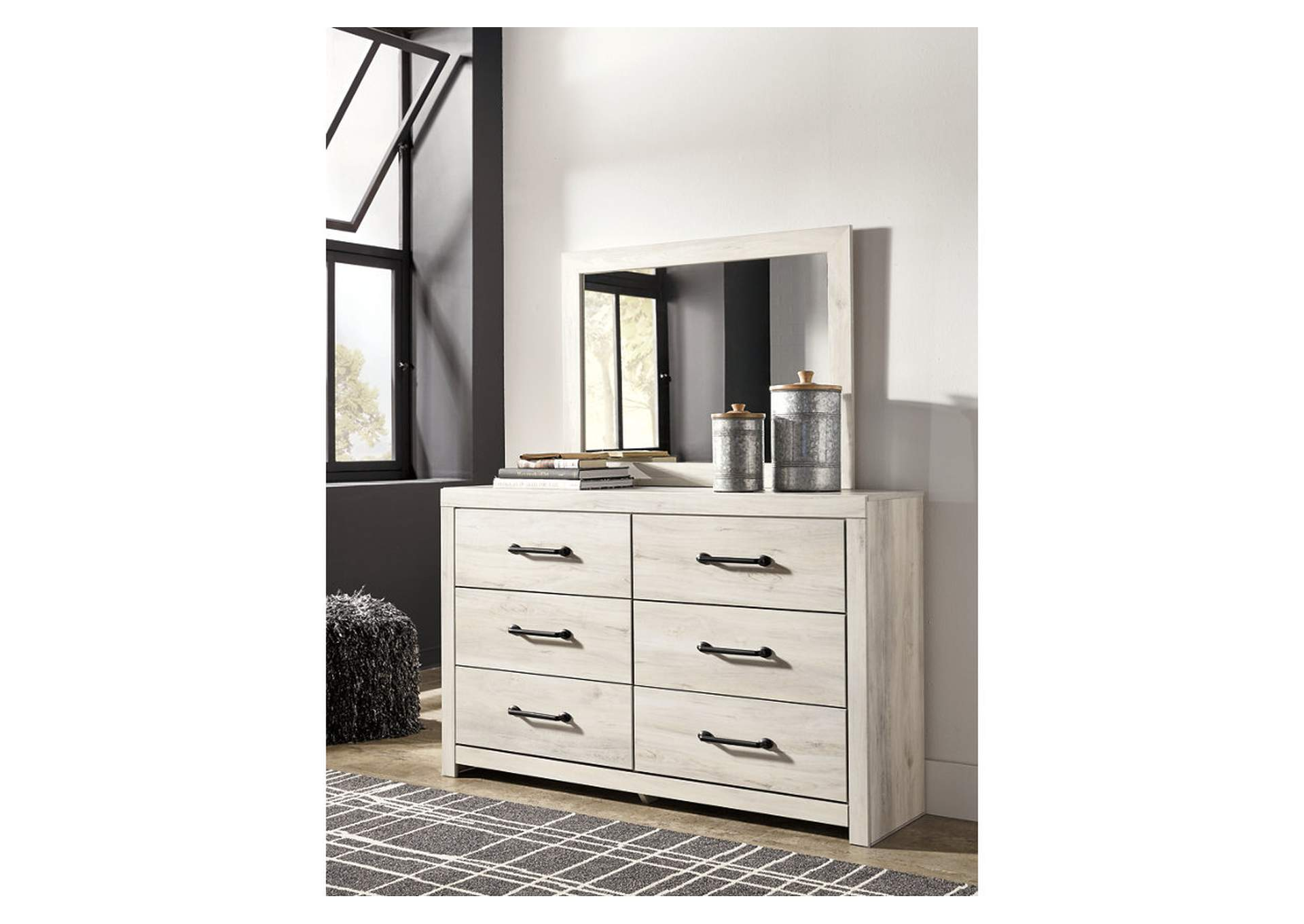 Cambeck Dresser and Mirror,Signature Design By Ashley